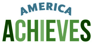 America Achieves Logo