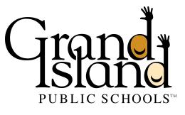 Grand Island (NE) Public Schools Logo